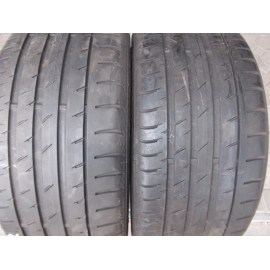 245/40R17 CONTINENTAL CONTISPORTCONTACT 3  91 W